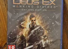 Deus Ex Mankind Divided (Day One Edition)