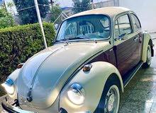 بيتل ركه الماني كلاسك مكفولة  ومعمرة درجة اولى تعمير ممتاز جداً جداً السيارة جديدة