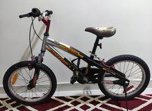 دراجة اطفال نظيفة