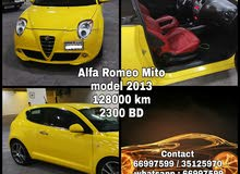 Alfa Romeo Mito 2013 for sale