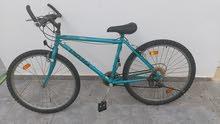 دراجة جبلية و قوية
