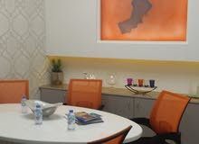 Travel agency office in al-khuwair