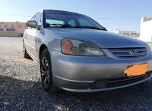 2002 Used Civic with Automatic transmission is available for sale