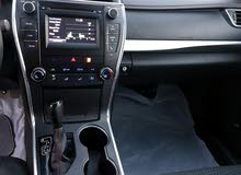 Toyota Camry 2016 For sale - Black color