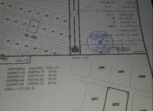 ارض للبيع الشاطر جنوب المرحله 7