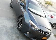 For sale 2015 Blue Corolla