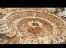مقاولات جميه مباني الحجر جميع مناطق المملكه0561451150