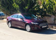 Automatic Maroon Ford 2013 for sale