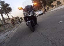 للبيع دراجه أسيام السرعة 140 ادك140