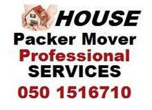 PROFESSIONAL DOOR TO DOOR MOVERS AND PACKERS 501516710 DUBAI