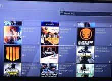 حساب PS4 للبيع /حساب رينبو 6