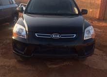 Automatic Black Kia 2009 for sale