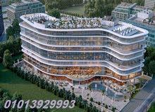 مقر اداري للبيع بمول Zaha Park