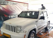 Used condition Jeep Liberty 2010 with 0 km mileage