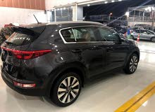Automatic Brown Kia 2018 for sale