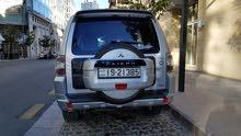 Mitsubishi Pajero 2010 For sale - Silver color
