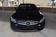 Black Mercedes Benz C 180 2018 for sale