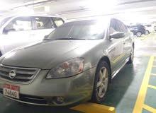 Nissan Altima 2004 in Al Ain - Used