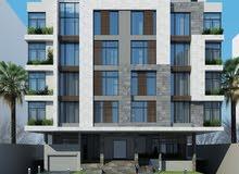 وحدات سكنية ( شقق ) فاخرة للبيع بحي الزهراء - تحت الانشاء - R-31