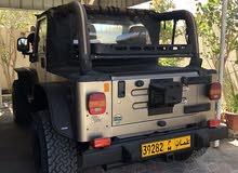 Gasoline Fuel/Power   Jeep Wrangler 2006
