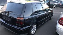 Black Volkswagen Golf 1997 for sale