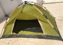 خيمة صغيرة للبيع
