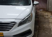 Hyundai Sonata car for sale 2015 in Muscat city