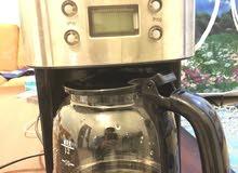 صانع قهوة مستعمل شبه جديد