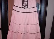للبيع فستان لبسة واحدة فقط