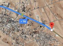 للبيع ارض 12.5 دونم في الموقر على الطريق الدولي مباشره