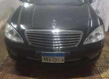 Used Mercedes Benz S350 for sale in Cairo