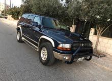Dodge Durango 2001 For sale - Blue color