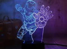 اضائات 3D RGB
