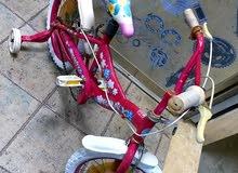 دراجة 16فلة بنات