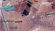 قطعة ارض مميزة في منطقة اللبن الجديده مارس زيدان طريق المطار للبيع