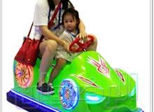 العاب سيارات التصادم بالبطارية - استيراد الرضوان لالعاب الملاهى