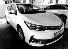 2017 Toyota Corolla 1.6 fiftieth anniversary for sale