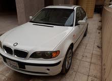 190,000 - 199,999 km BMW 318 2003 for sale