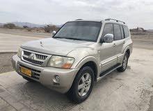 للبيع باجيرو 2005