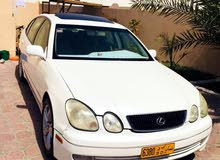 Used condition Lexus GS 2000 with 0 km mileage