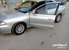 Automatic Grey Hyundai 1997 for rent