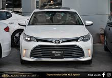 Toyota Avalon 2014 For sale - White color