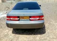 Gasoline Fuel/Power   Lexus ES 2000