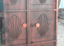 باب حديد 500 دينار كاش او شيك نفس السعر