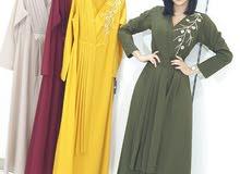 دراعات وفساتين كويتية