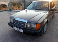 1989 Used E 200 with Manual transmission is available for sale