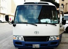 Best rental price for Toyota Coaster 2014