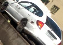 Manual White Kia 2002 for sale