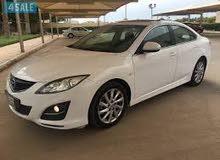 Gasoline Fuel/Power   Mazda 6 2012