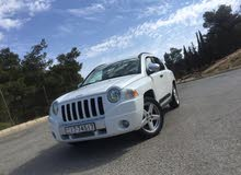 Jeep Compass car for sale 2007 in Amman city